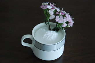 Cosmetics Magnesium Carbonate Salt White Powder For Drying Agent / Alkalizers